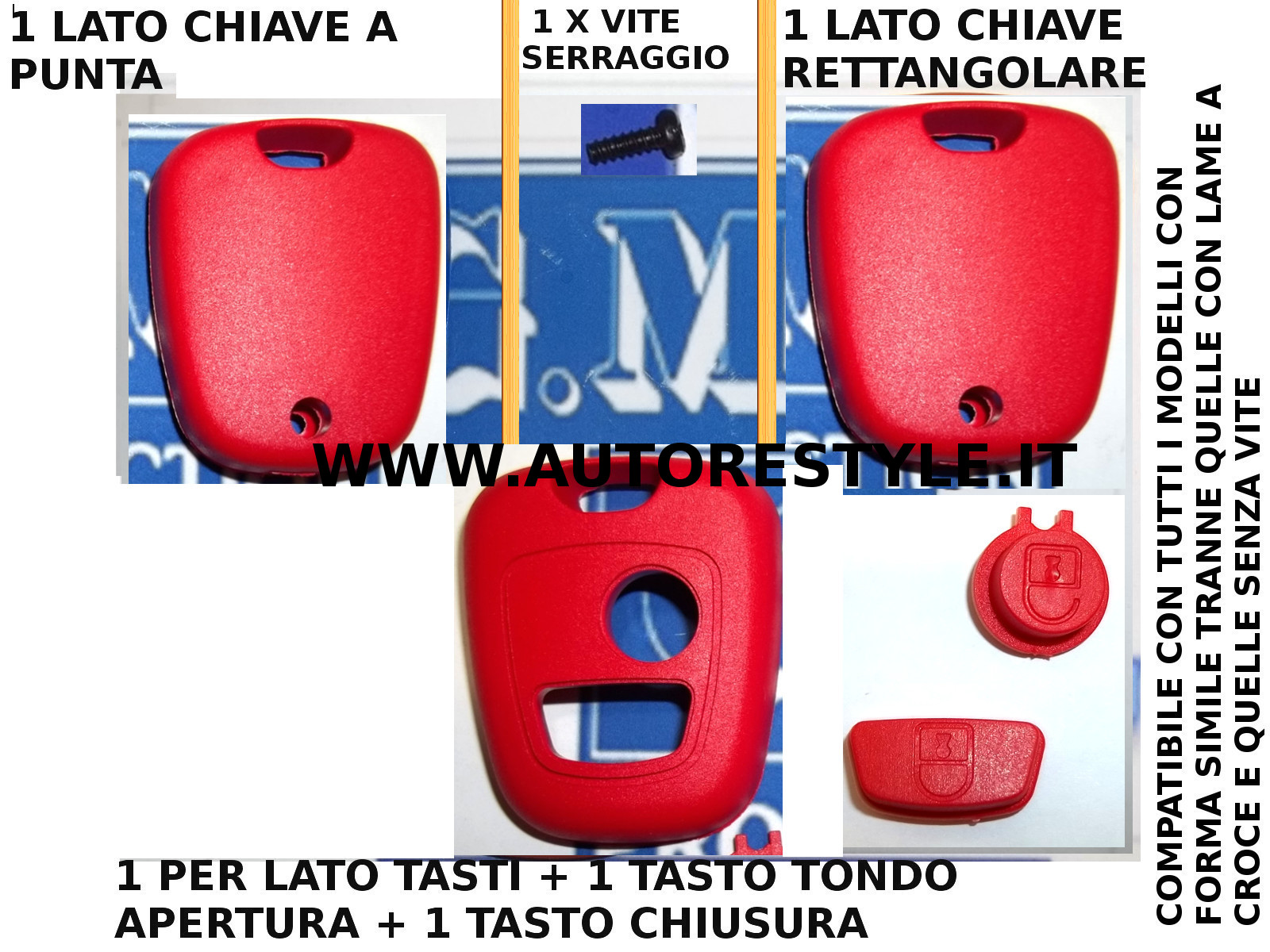 CP KIT 1 ROSSO