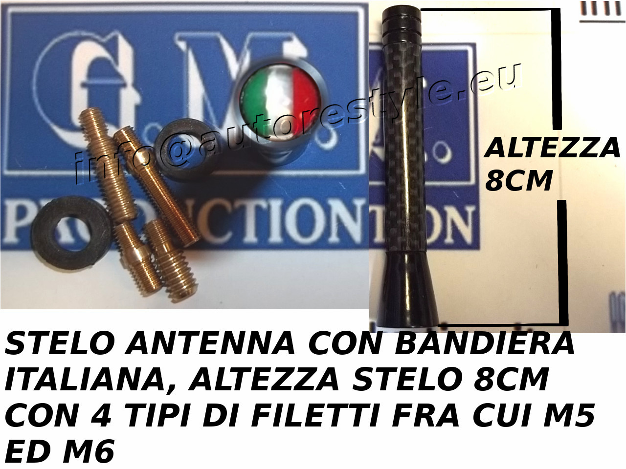 END ANT8 ITA