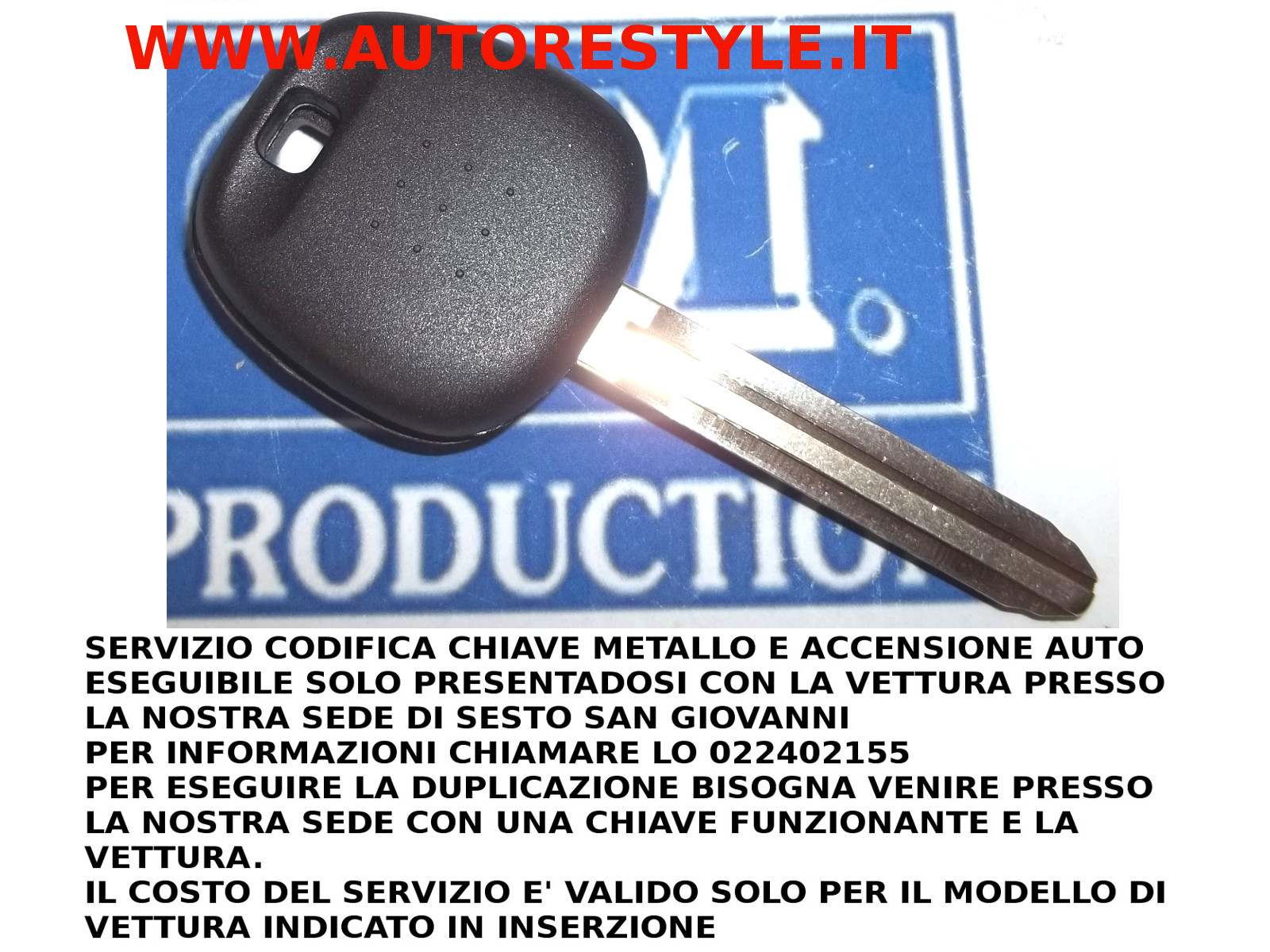 CODIFICA YARIS 2003 2011
